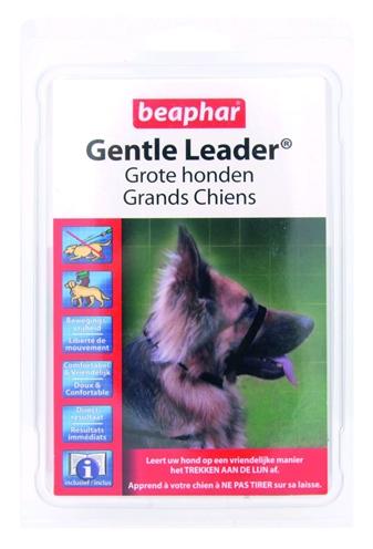 Beaphar gentle leader black L