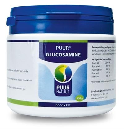 Puur glucosamine voor de hond en kat Hondenvoer