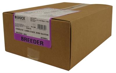 Duck Lam/rijst Compleet Breeder 8 Kg